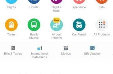 Aplikasi Traveloka Smartphone